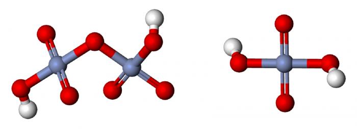 Acido cromico-chimicamo