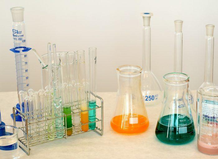Metodo dello standard interno-chimicamo