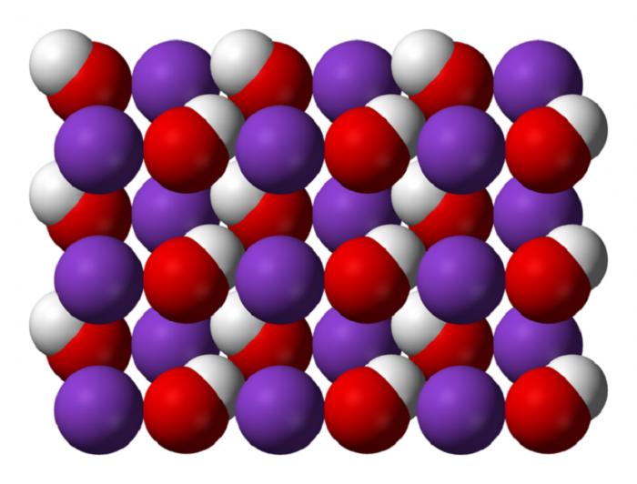 Idrossido di potassio- chimicamo