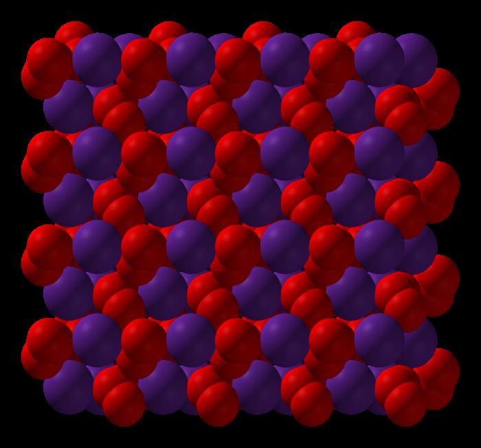 Ozonuri di metalli alcalini-chimicamo