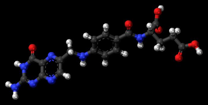 Acido folico-chimicamo