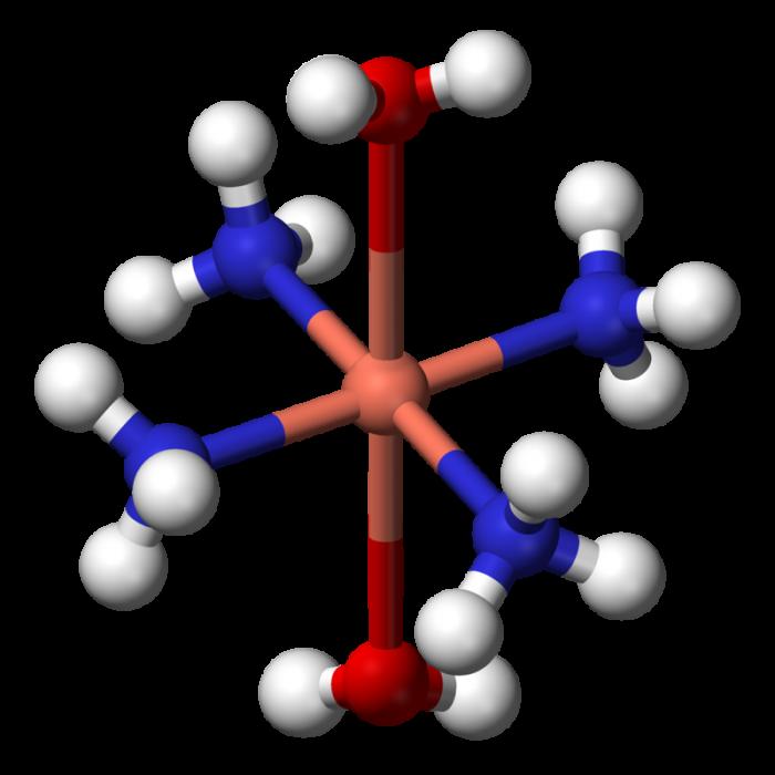 Complessi dell'ammoniaca - chimicamo