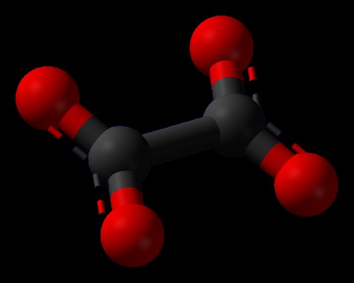 Ossalato di calcio-chimicamo