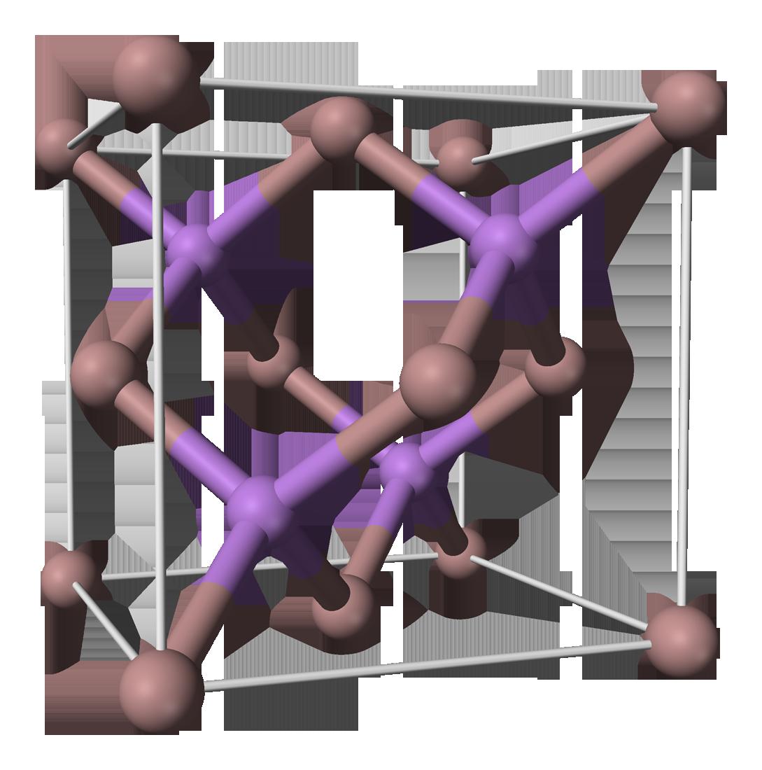Arseniuro di gallio-chimicamo