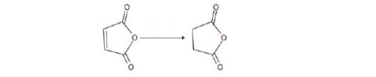sintesi anidride succinica