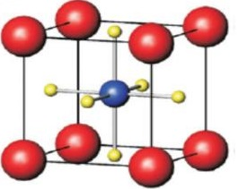 struttura perovskite